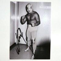 ウルトラセブン選手【直筆サイン入り生写真(A4)】D