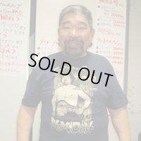 ★サイン特典付★キム・ドク選手オフィシャルTシャツ【ネイビー】