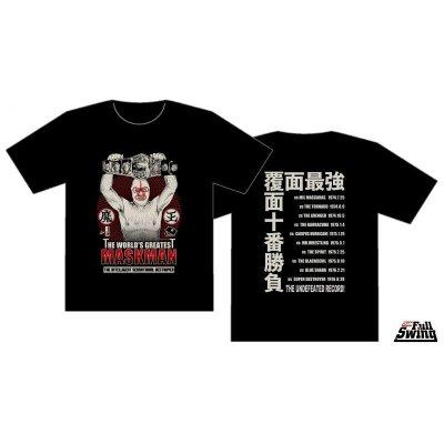 画像2: ◆11月送料無料!◆【ザ・デストロイヤー メモリアルTシャツ(2)】覆面十番勝負