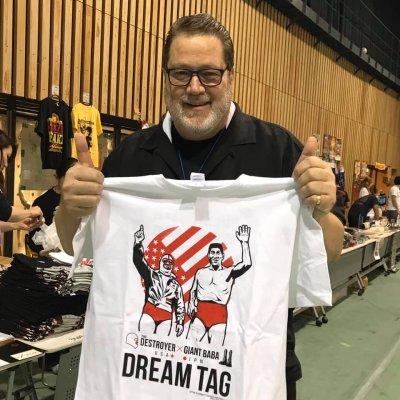 画像3: ◆今だけ送料無料!◆【ザ・デストロイヤー メモリアルTシャツ(1)】デストロイヤー&G馬場Dream TAG