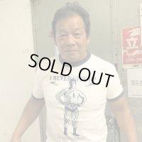 ★NEWタイプ登場!★藤波辰爾選手オフィシャルTシャツ【WWEインターver.】(マスターズ着用タイプ)